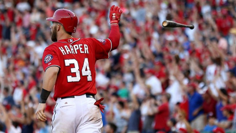 Bryce Harper is Giving DC Hope Again