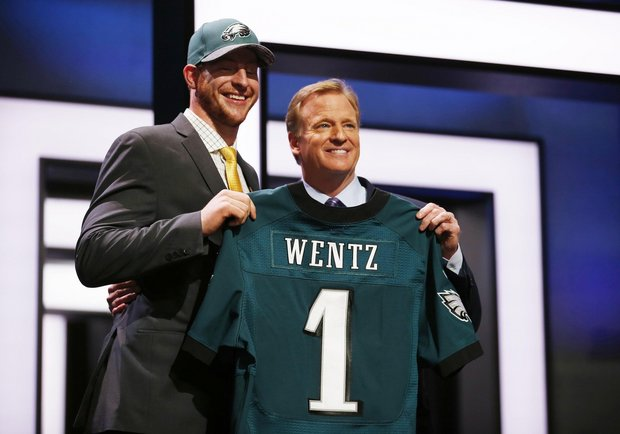 Head & Heart NFL Draft Live Blog