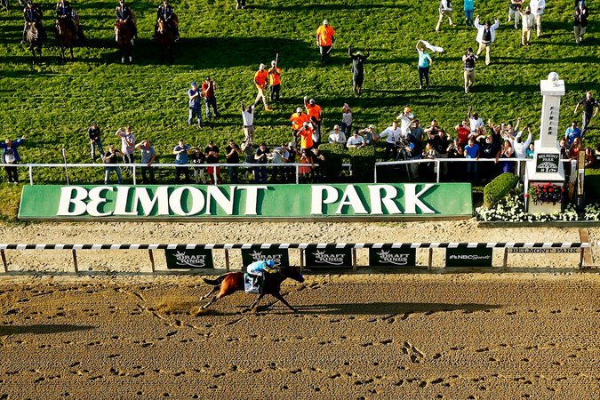 Belmont Stakes 2016: Make Belmont Great Again