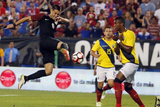 USMNT: New Expectations with Ecuador Again