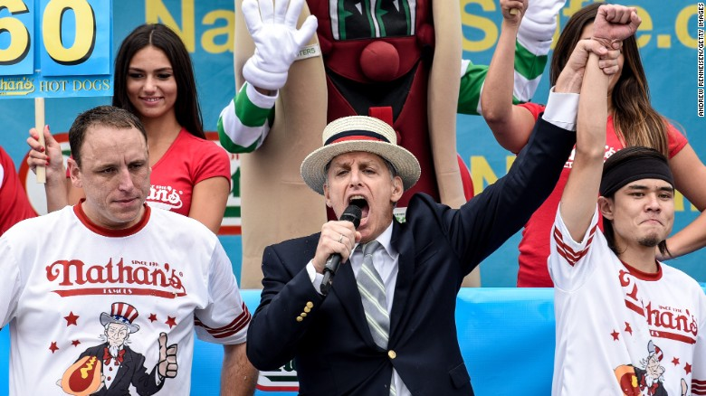 The Rematch of the Century: Previewing the 100th Nathan's Hot Dog EatingContest