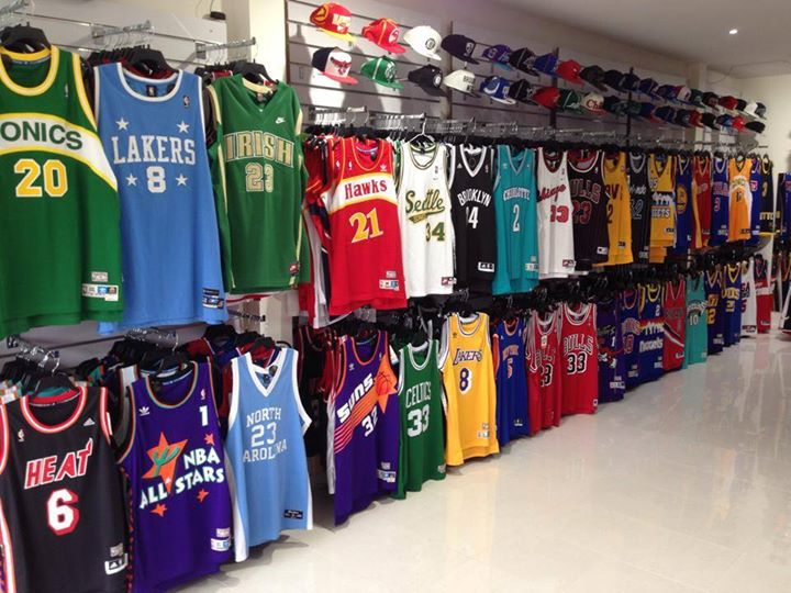 The Top Throwback NBA Jerseys for Summer2016