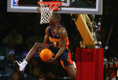 Richardson dunks