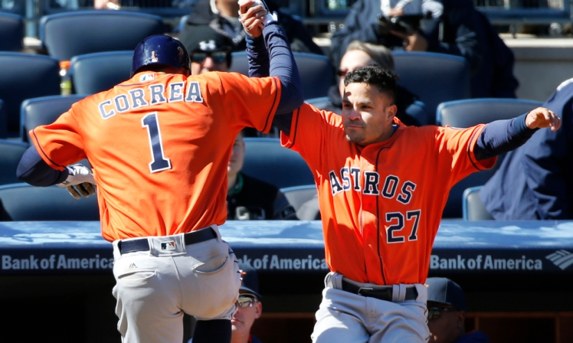Houston Astros 2017 Team Preview
