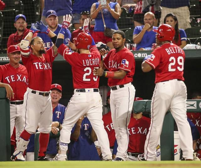 Texas Rangers 2017 Team Preview