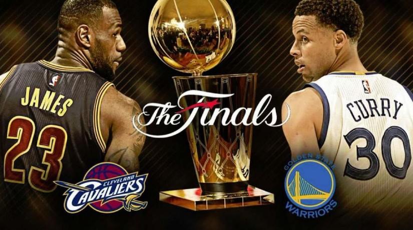 Warriors vs. CavaliersIII