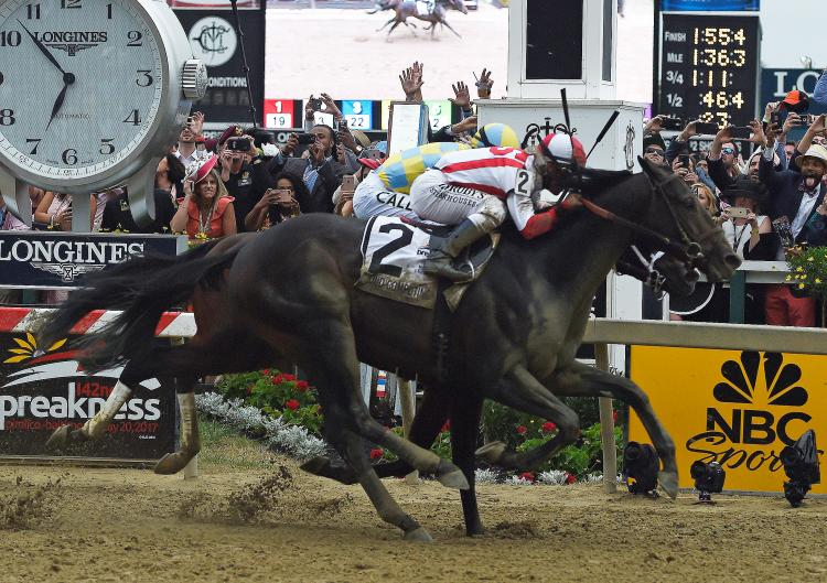 Belmont Stakes 2017 Preview