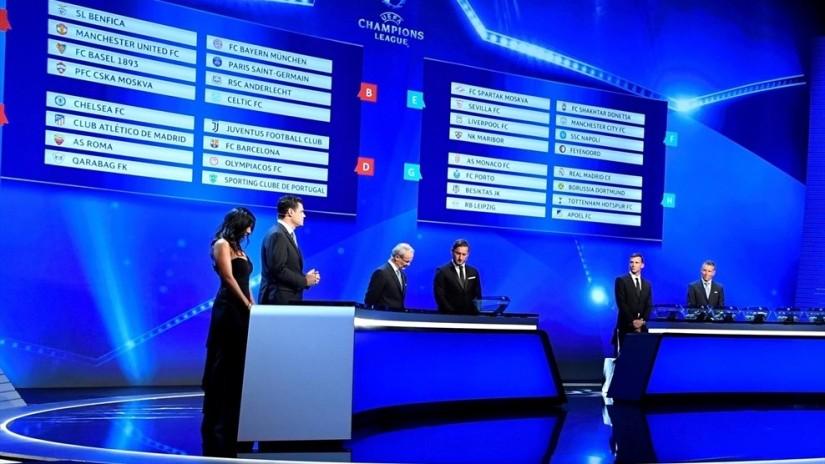 Champions League Preview: We haveGroups!